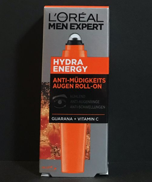 L'Oreal Hydra Energy Augen Roll-On