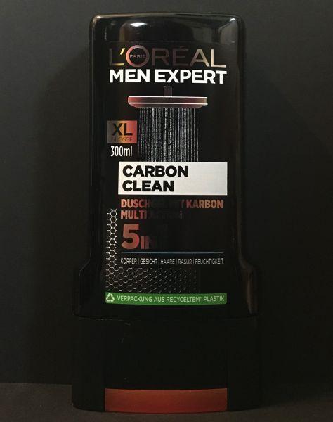 L'Oreal Carbon Clean Dusch 300ml
