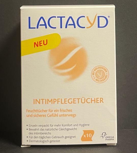Lactacyd Intimpflegetücher