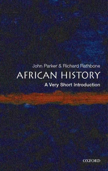 African History - A very short introduction