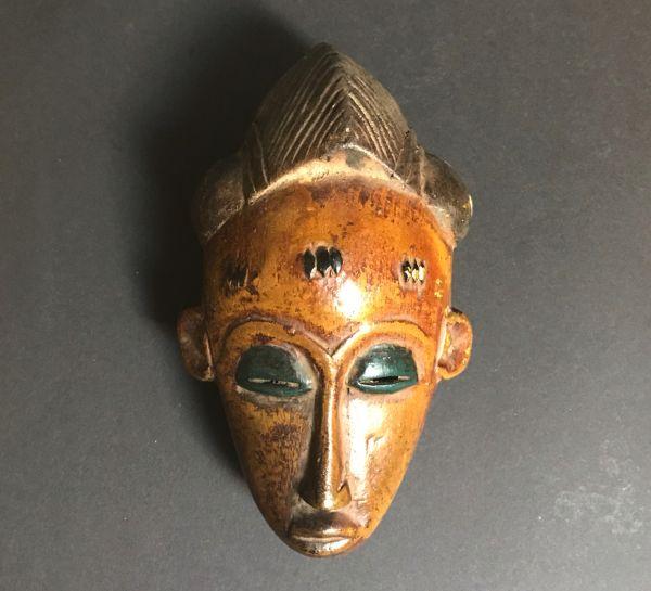 Maske der Baule