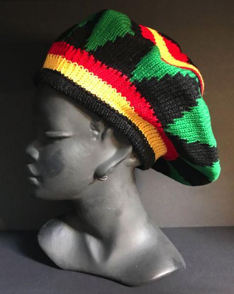 Reggae Baggy Cap