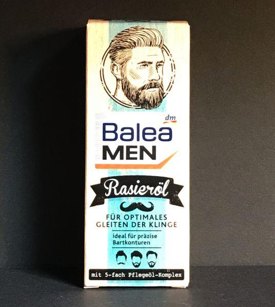 Rasieröl Balea Men