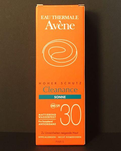 Avène Cleanance Sonne 50ml LSF 30