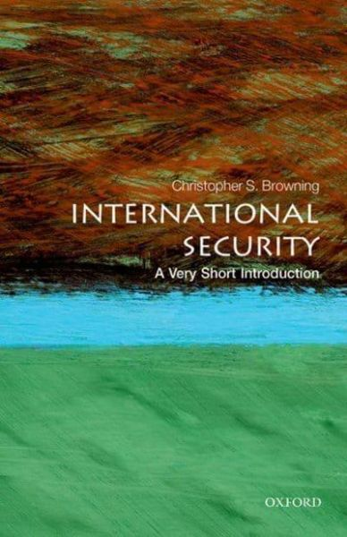 International Security - A very short introduction