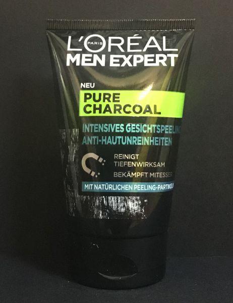 Men Expert Pure Charcoal - Peeling