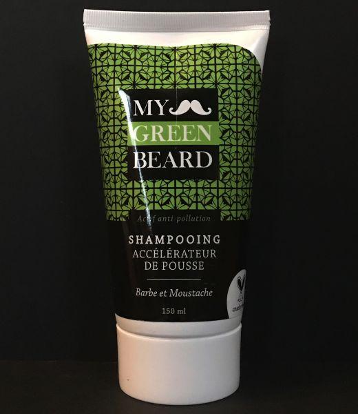 My Green Beard Bartshampoo Accélérateur de Pousse