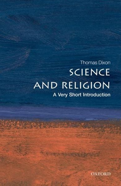 Science and Religion - A very short introduction