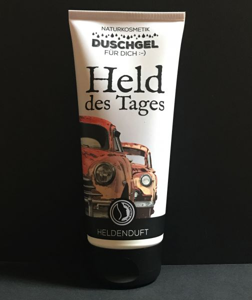 """""""Held des Tages"""" Dusch, 200ml"""