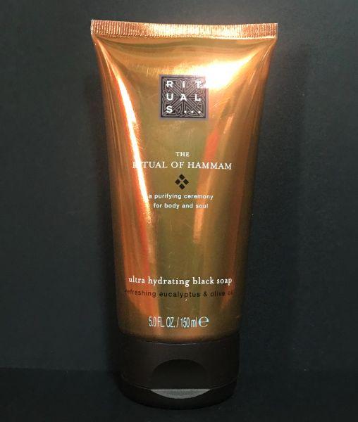 Hammam Black Soap