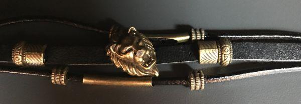 Löwen Armband