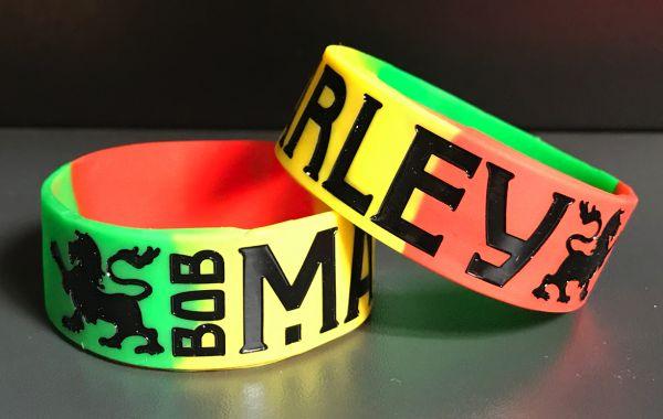 Bob Marley Armband