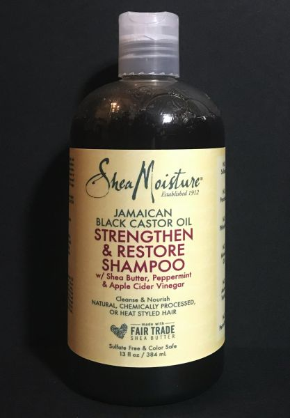 Jamaican Black Castor Oil Strengthen, Grow & Restore Shampoo 506ml