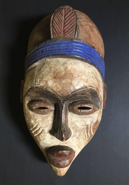 Bakongo Maske