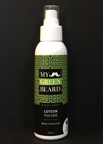 My Green Beard Bartlotion Volumen 100ml