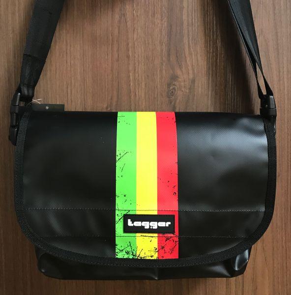 Rastafari Tagger Tasche klein