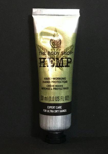 Body Shop Hemp Handcreme 30ml