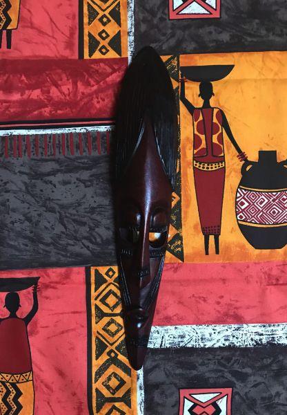 "Holzmaske ""Kenya Tribe"""