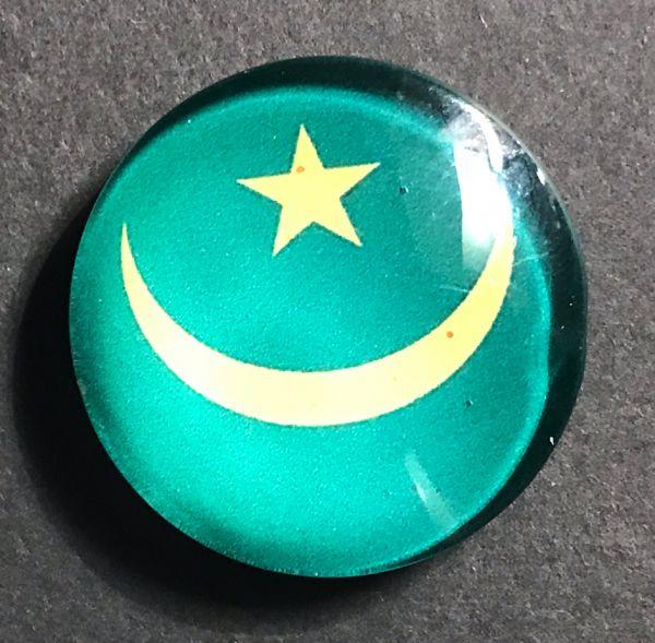 Magnet Mauretanien