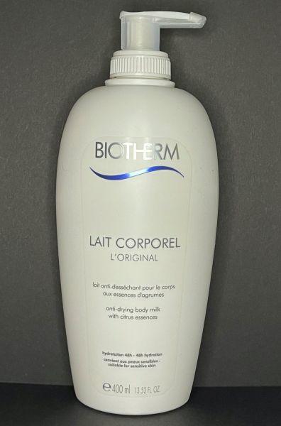 Biotherm Lait Corporel Body Milk, 400ml