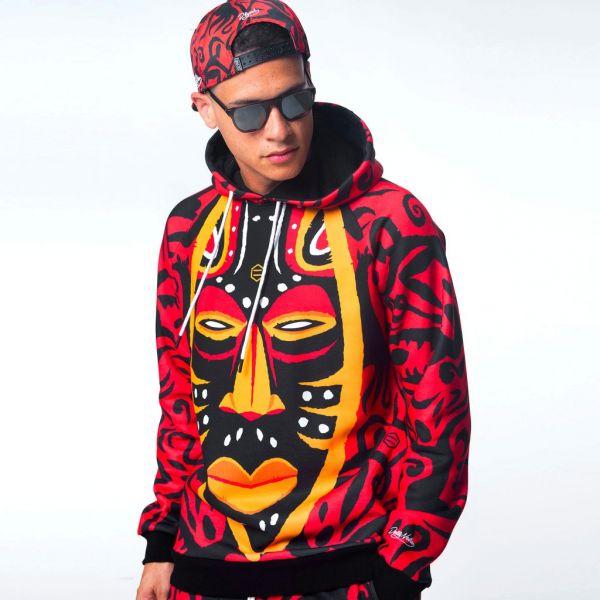 Ritual Mask Hoodie
