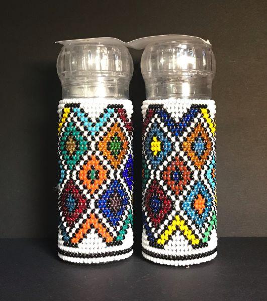 Salz- und Pfeffermühle Ndebele