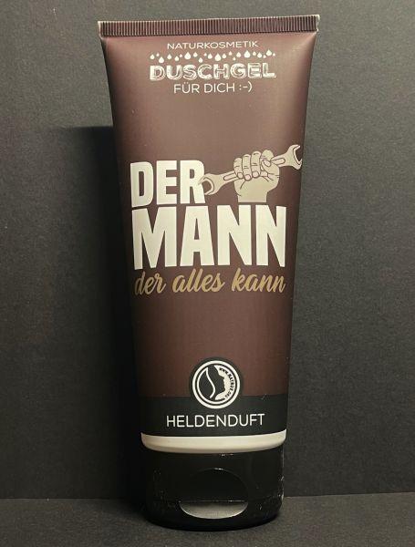 """""""Der Mann der alles kann"""" Dusch, 200ml"""