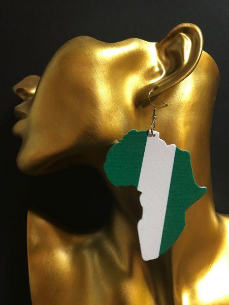 Ohrring Nigeria