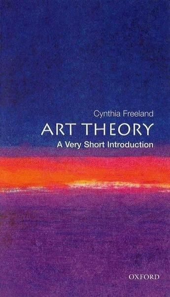 Art Theory - A very short introduction