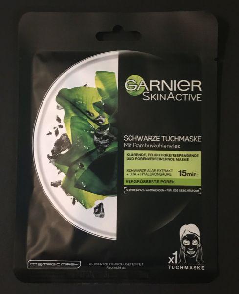 Garnier Bambuskohle Tuchmaske