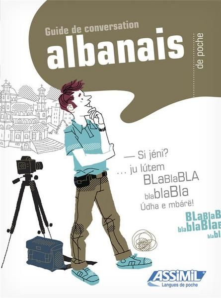 Guide de conversation albanais