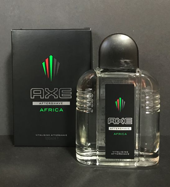 Axe Vitalising Aftershave Africa 100ml
