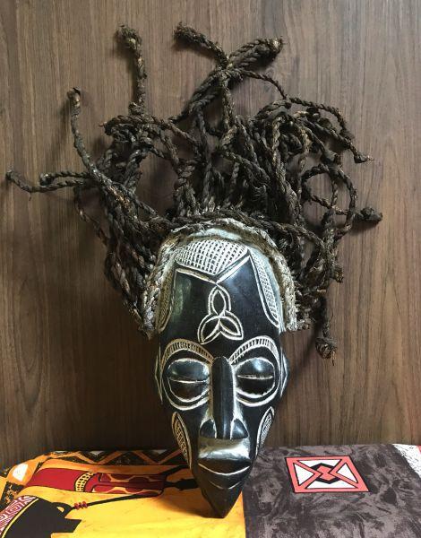 Maske der Chokwe