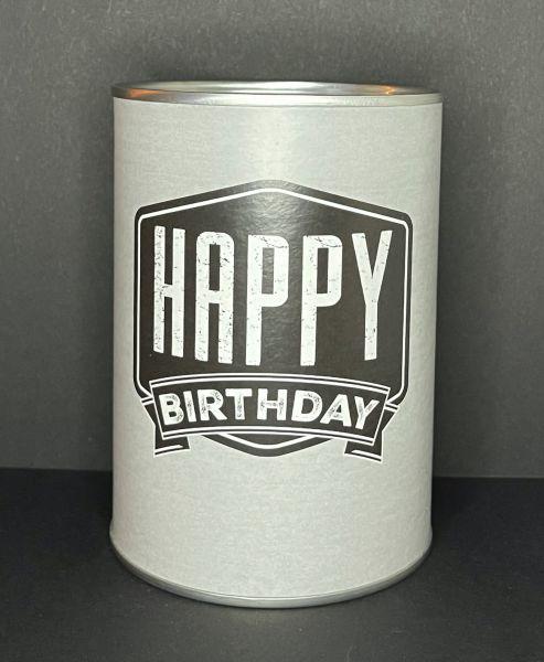 Spardose Happy Birthday