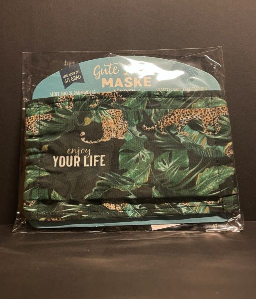 Maske Enjoy your Life