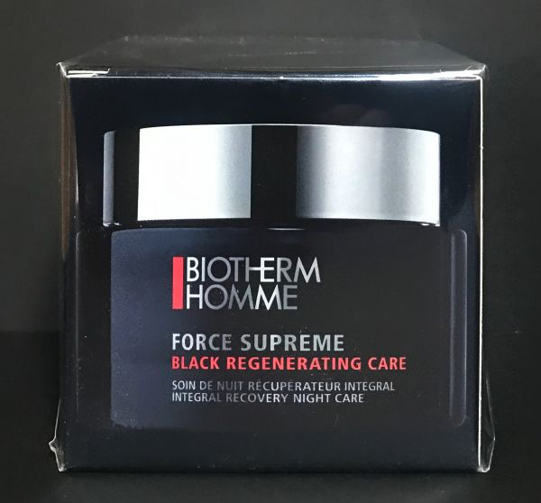 Force Supreme Black Regenerating Care 75ml