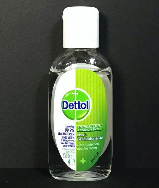 Dettol Antibakterielles Hand-Desinfektionsgel Gel 50 ml