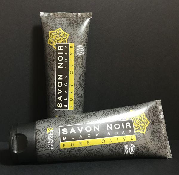 Savon Noir Black Soap 120ml