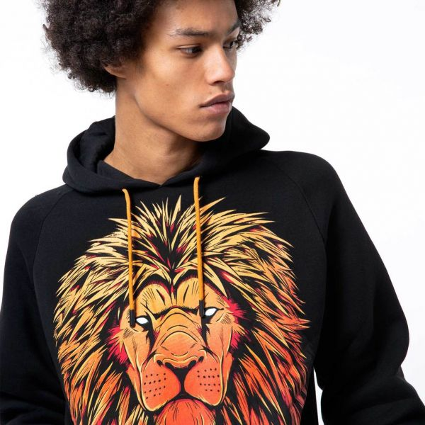 Dolly Noire Lion Hoodie