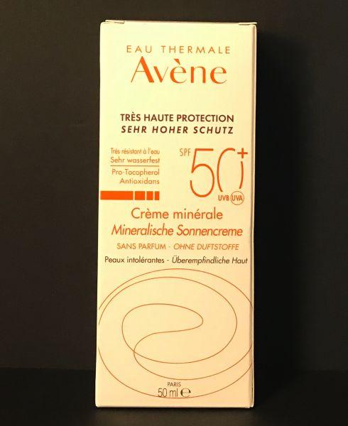 Avène Mineralische Sonnencreme 50ml
