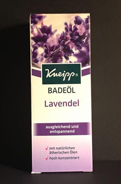 Badeöl Lavendel
