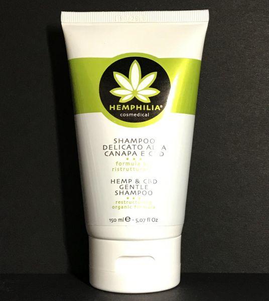 Hemphilia Shampoo mit Hanf & CBD