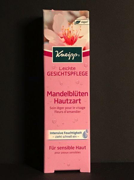 Gesichtspflege Mandelblüten Hautzart