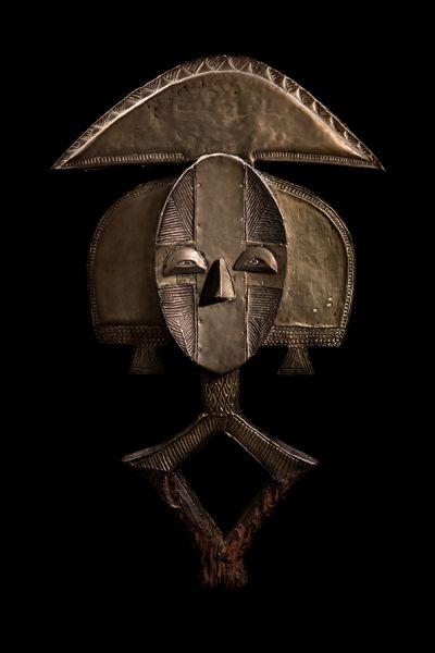 Postkarte - Figura di reliquario m-bulu-ngulu