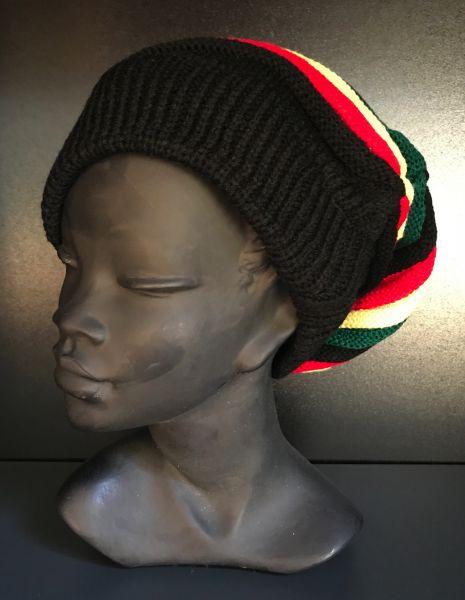 Reggae Strickmütze