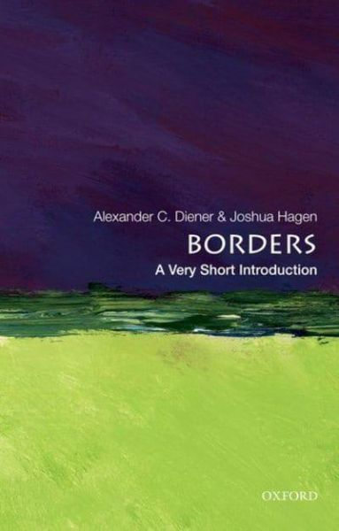 Borders - A very short introduction