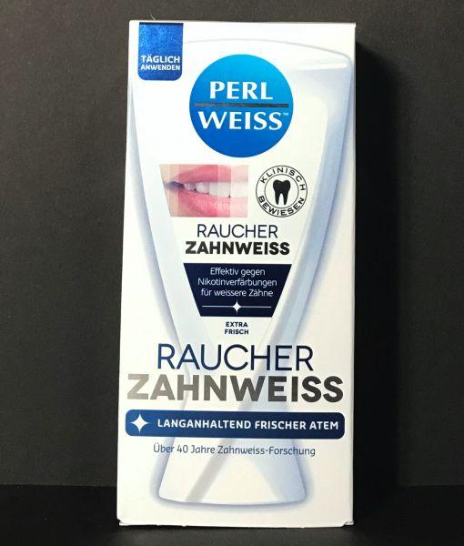 PERLWEISS Raucher-Zahnweiss 50ml