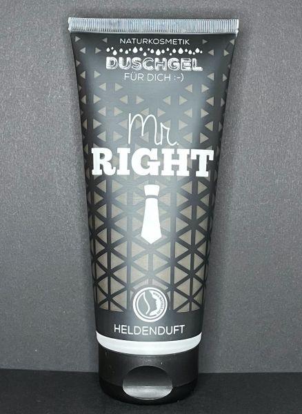 """""""Mr. Right"""" Dusch, 200ml"""