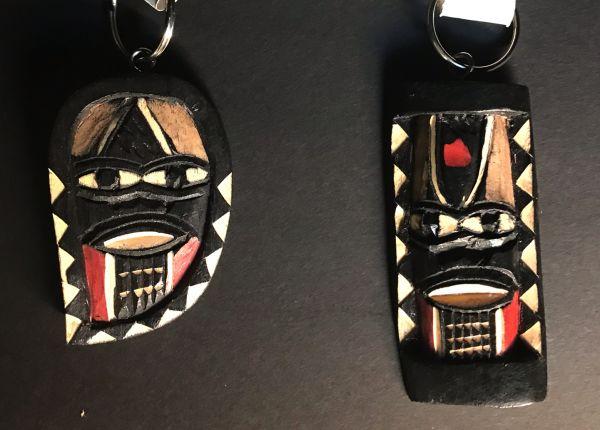 """Schlüsselanhänger """"Maske"""""""