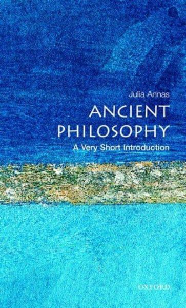Ancient Philosophy - A very short introduction